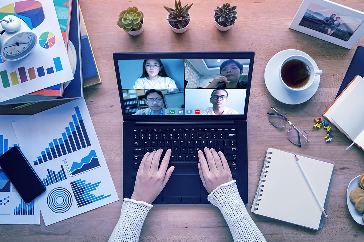 BlackHawk Data Engineer Q&A: Hosting a Virtual Meeting