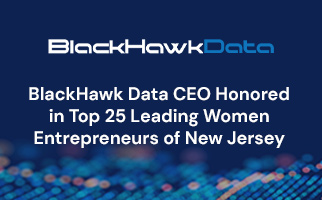 BlackHawk Data CEO Honored in Top 25